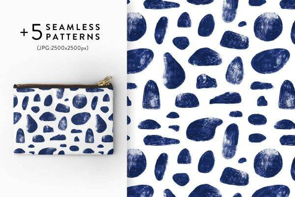 Dinara May – Abstract Pattern Kit (GFX)